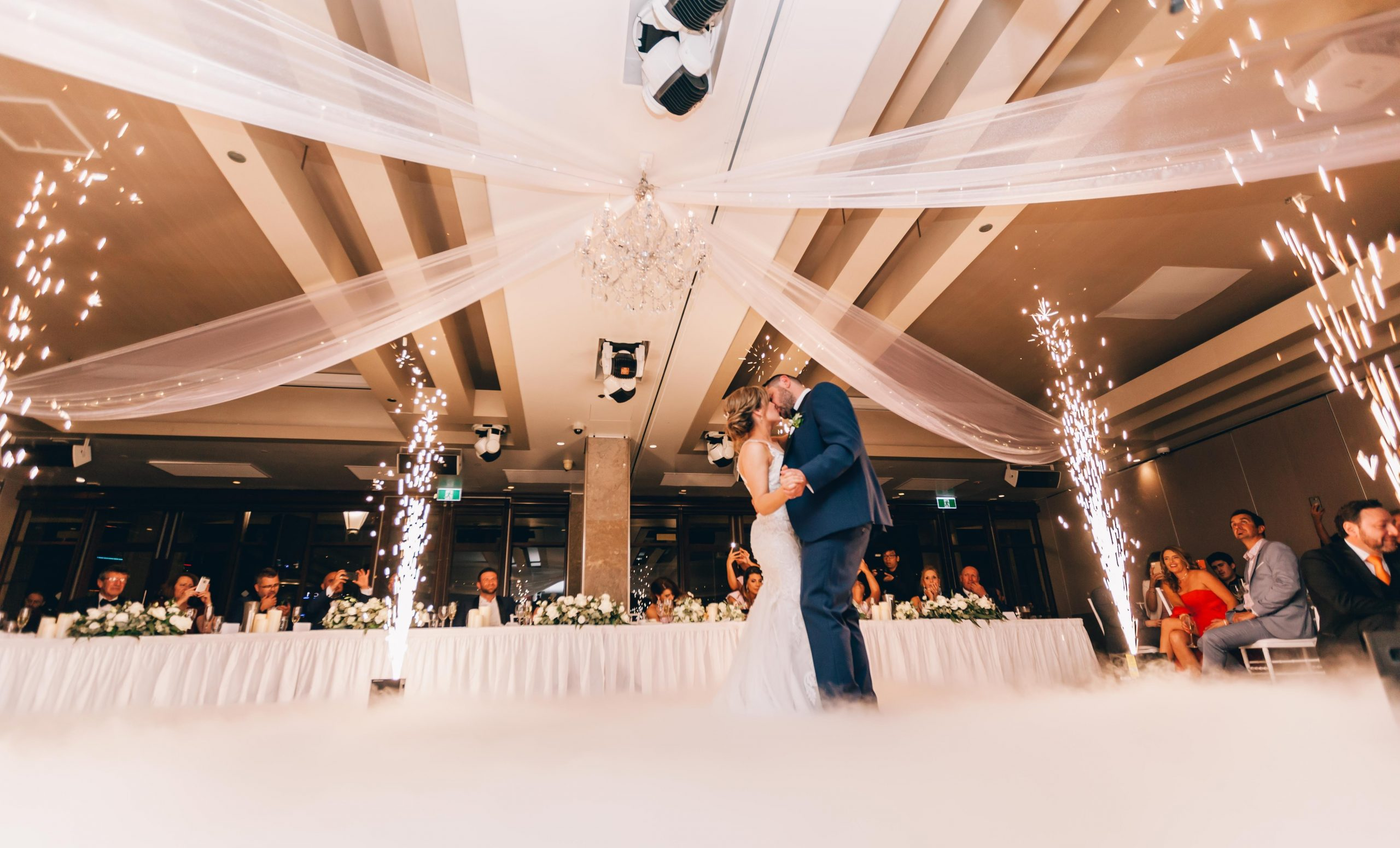 How to Turn Your Bridal Party into an Epic Dance Crew