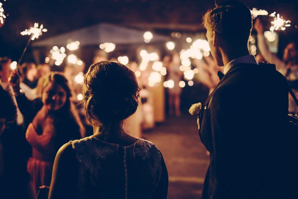 Inspiring wedding dance